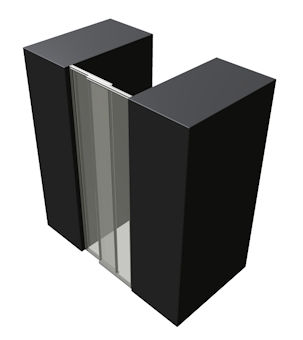 data center rigid wall