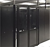 Data Center Door - Double Pivot